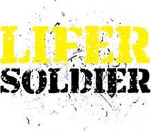 Lifer Soldier by creativewannabe