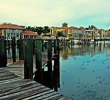 View From The Boardwalk by ksimmonsluna