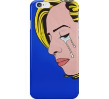 """I Don't Wanna Be Alone Forever..."" iPhone Case/Skin"