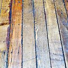 Floorboards © by Ethna Gillespie