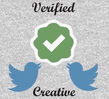 Verified Creative 4 by StephanieHertl