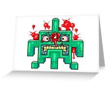 Brain Space Greeting Card