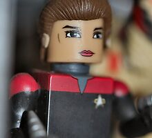 Captain Janeway on a Strange Voyage by Keala