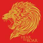 Hear Me Roar by kuzzie