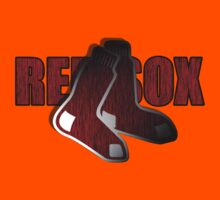 Red Sox Logo Kids Clothes