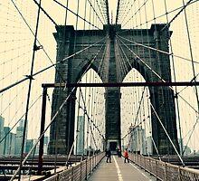 Brooklyn Bridge by lucianocassan92
