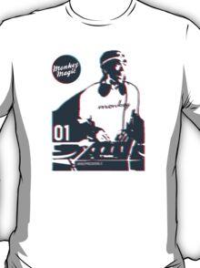dj monkey T-Shirt