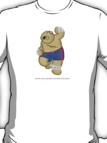 BEARS and FIGHTERS - Sagat T-Shirt