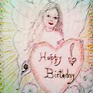 Happy Birthday Card by MardiGCalero