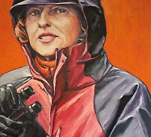 Gai Waterhouse: 'The Lady Trainer' 2012 ? by Elizabeth Moore Golding