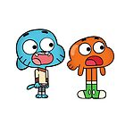 the amazing world of gumball by FaMauroo