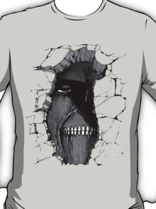 Peeking Titan T-Shirt