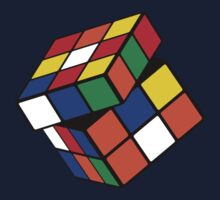 Rubik's Cube - Twisted by jitterink