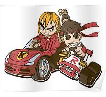 Super Ryu Kart Poster