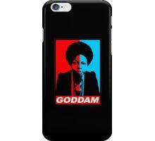 nina simone obey iPhone Case/Skin