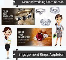 Diamond Engagement Rings Appleton by RingsAppleton