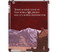 The Two Towers inspired design. iPad Case/Skin