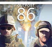 Outpost 86 - Season 1 by HitPanPresents