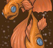 Goldfishes by MeSXVII