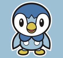 Piplup by mrbrownjeremy