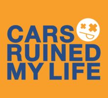 Cars ruined my life (3) by PlanDesigner