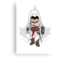 Assassins Creed Chibi Altaïr Ibn-La'Ahad  Canvas Print