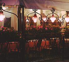 Dinner in Venice by Emma Styles