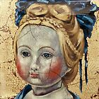 """""""Nothing to Fix"""" (Antique French Doll) by Blue Reid"""
