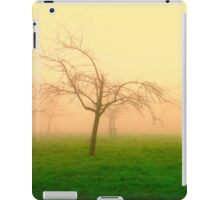 Morning Fog  - JUSTART ©  iPad Case/Skin