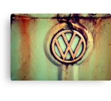 The incomparable VW...Thing Canvas Print