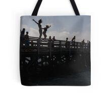 Jumpers Tote Bag