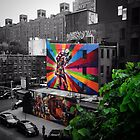Street Art at the Highline by omhafez