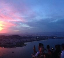Sunsets in Rio, Pt. 2 by omhafez