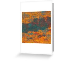 0510 Abstract Thought Greeting Card