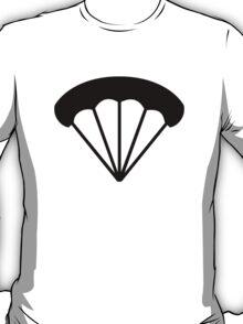 Parachute skydiving T-Shirt