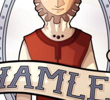Hamlet Sticker