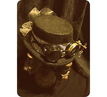 Steampunk Ladies Hat 1.0 Photographic Print