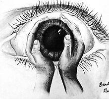 Beauty is in the eye of the beholder  by Brady  Minton