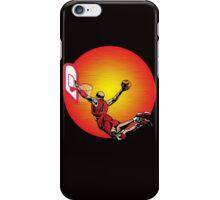 BASKETBALL, FEARLESS DUNK iPhone Case/Skin