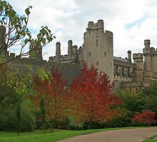 Arundel Castle by RedHillDigital