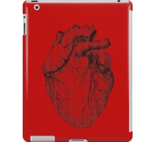 The un-beating heart iPad Case/Skin