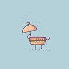BurgerBrella by Randyotter