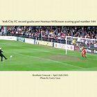 York City FC - Norman Wilkinson No. 144  by GarryVaux