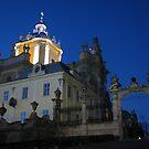St. George's Cathedral by Elena Skvortsova