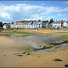 West Beach Anstruther by Francis  McCafferty This is Fife!
