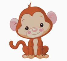 Baby Monkey by sohippy