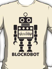 BLOCKOBOT (black) T-Shirt