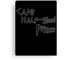 Camp Half-Blood Prince Canvas Print