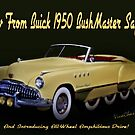 The Buick BushMaster Safari All New for 1950 by ChasSinklier
