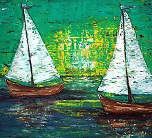 Sail Away With Me by Laura Barbosa